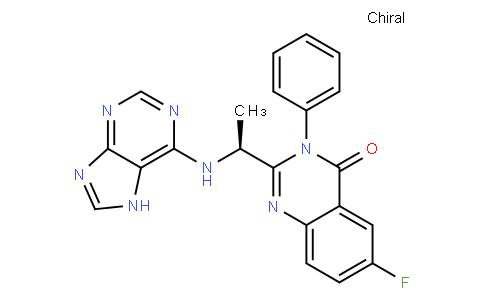 16071413 - Acalisib | CAS 870281-34-8