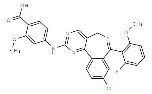 52587 - Alisertib(MLN8237) | CAS 1028486-01-2