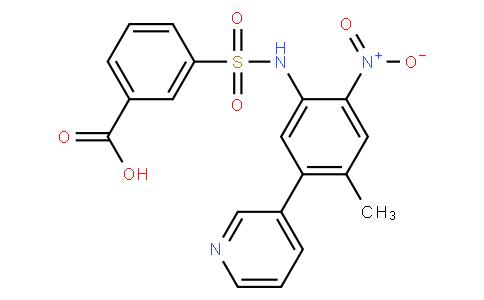 011918 - Alofanib | CAS 1612888-66-0