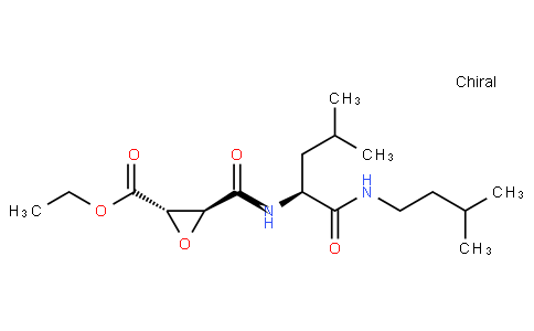 16122801 - Aloxistatin (E-64d) | CAS 88321-09-9