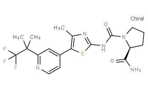 62504 - Alpelisib(BYL719) | CAS 1217486-61-7