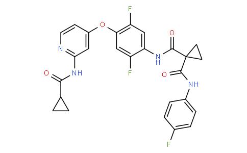 120104 - Altiratinib | CAS 1345847-93-9