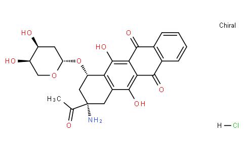 122211 - Amrubicin | CAS 110267-81-7