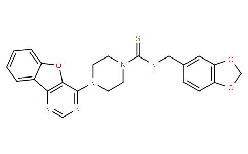 123016 - Amuvatinib | CAS 850879-09-3