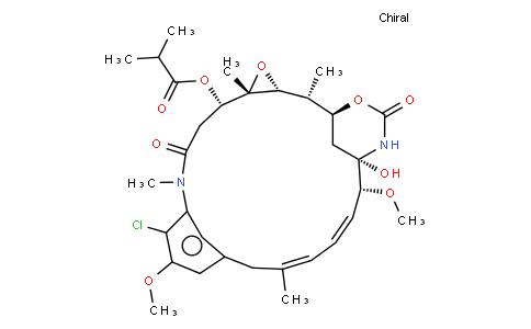 16122857 - Ansamitocin P-3 | CAS 66547-09-9