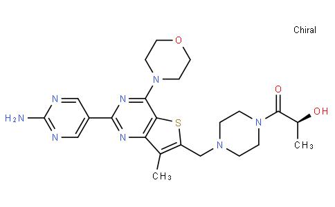 62503 - Apitolisib(GDC-0980,RG7422) | CAS 1032754-93-0