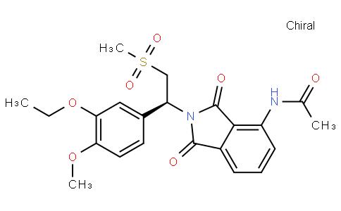 51901 - Apremilast(CC-10004) | CAS 608141-41-9