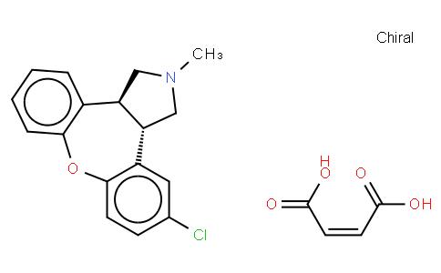52767 - Asenapine maleate | CAS 85650-56-2