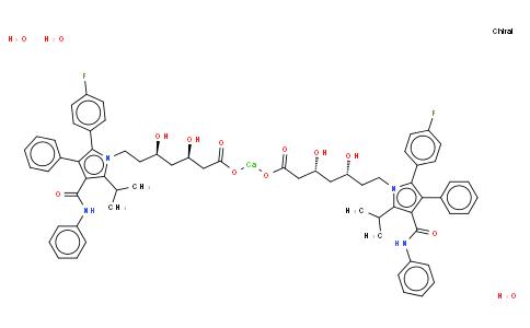16122859 - Atorvastatin calcium trihydrate | CAS 344423-98-9