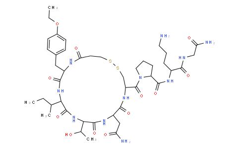 122931 - Atosiban acetate | CAS 90779-69-4