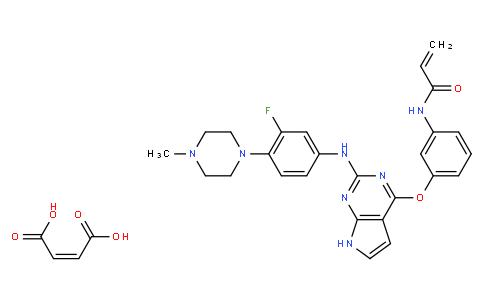 16122862 - Avitinib maleate | CAS 1557268-88-8