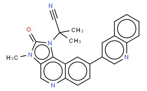 52619 - Dactolisib (BEZ235, NVP-BEZ235) | CAS 915019-65-7