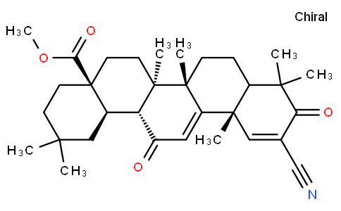92303 - Bardoxolone methyl | CAS 218600-53-4
