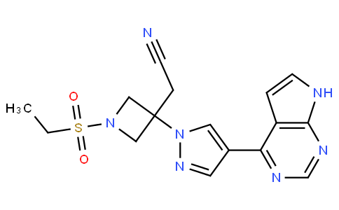 51908 - Baricitinib | CAS 1187594-09-7