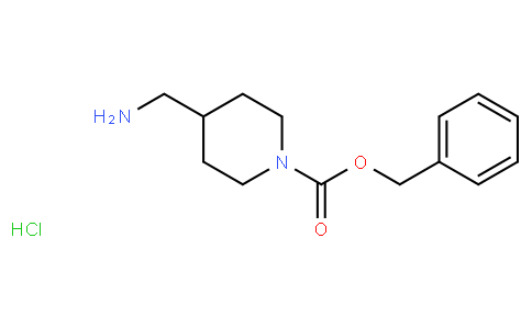 81803 - Benzyl 4-(aminomethyl)piperidine-1-carboxylate hydrochloride | CAS 172348-57-1