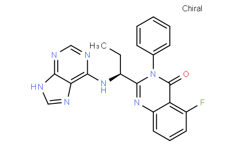 52110 - CAL-101(Idelalisib, GS-1101) | CAS 870281-82-6
