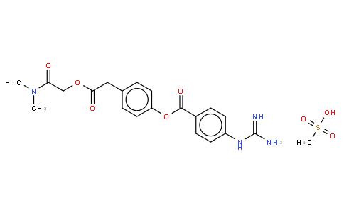16122806 - Camostat Mesilate | CAS 59721-29-8
