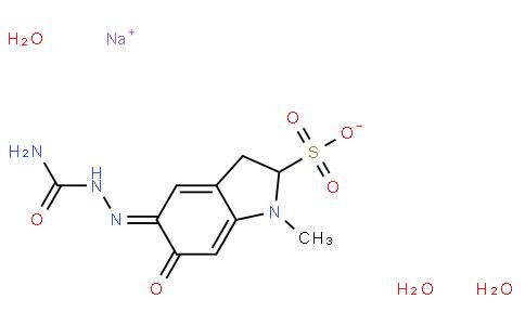 120412 - Carbazochrome Sodium Sulfonate   CAS 51460-26-5