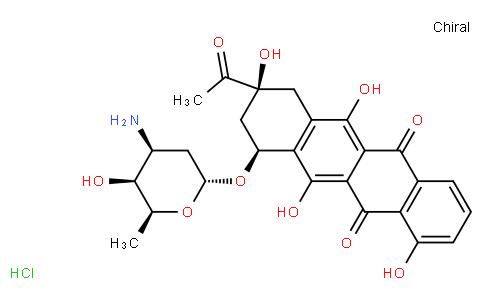 17914 - Carubicin HCl | CAS 52794-97-5
