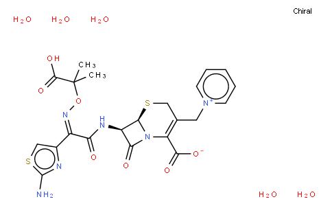 17032404 - 头孢他啶 | CAS 72558-82-8