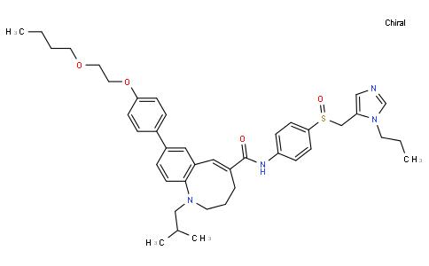 179139 - Cenicriviroc | CAS 497223-25-3