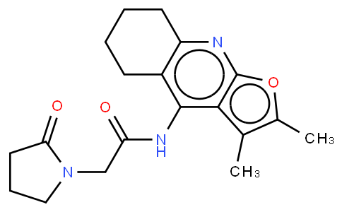 52782 - Coluracetam | CAS 135463-81-9