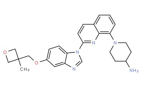 122406 - Crenolanib | CAS 670220-88-9