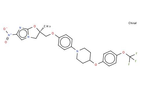 16122930 - Delamanid (OPC-67683) | CAS 681492-22-8