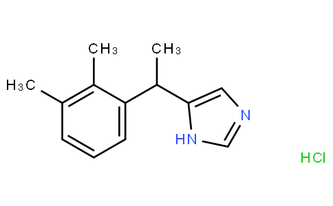 010602 - Dexmedetomidine hydrochloride | CAS 145108-58-3