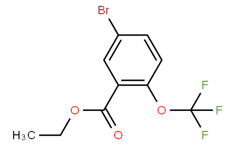 80307 - Ethyl 5-bromo-2-(trifluoromethoxy)benzoate | CAS 773135-66-3