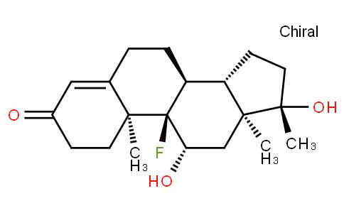 16122947 - Fluoxymesterone | CAS 76-43-7