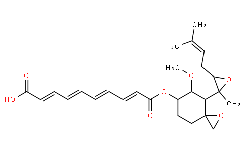 122910 - Fumagillin | CAS 23110-15-8