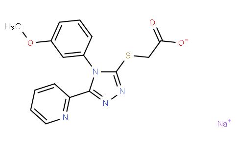1791116 - GJ-103钠 | CAS 1459687-96-7