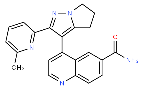 52017 - Galunisertib(LY2157299) | CAS 700874-72-2