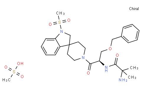 51804 - Ibutamoren Mesylate | CAS 159752-10-0