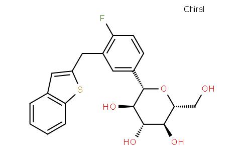 82604 - Ipragliflozin | CAS 761423-87-4