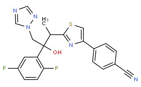 120801 - Isavuconazole | CAS 241479-67-4