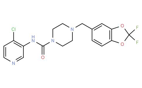1783011 - JNJ-42165279(mono HCl salt) | CAS 1346528-52-6
