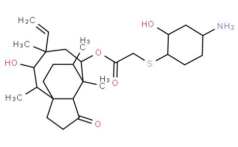 011807 - Lefamulin | CAS 1061337-51-6