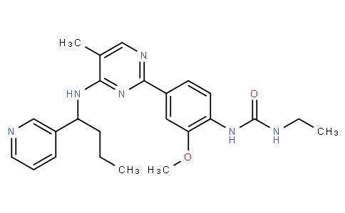 122803 - Lexibulin | CAS 917111-44-5