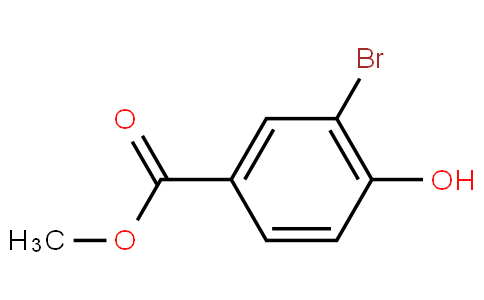 80319 - Methyl 3-bromo-4-hydroxybenzoate | CAS 29415-97-2