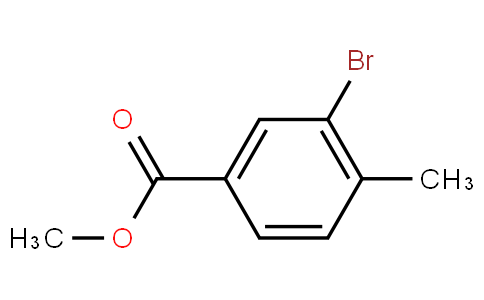 80318 - Methyl 3-bromo-4-methylbenzoate | CAS 104901-43-1