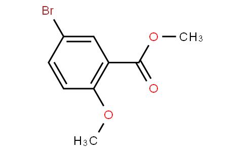 80306 - Methyl 5-bromo-2-methoxybenzoate | CAS 7120-41-4