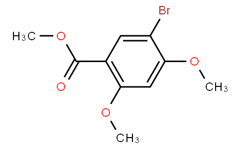 80308 - Methyl 5-bromo-2,4-dimethoxybenzoate | CAS 39503-51-0