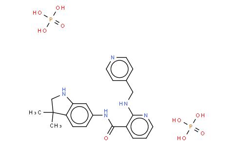 52810 - Motesanib | CAS 453562-69-1