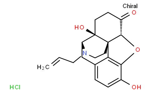 178305 - 盐酸纳洛酮 | CAS 357-08-4
