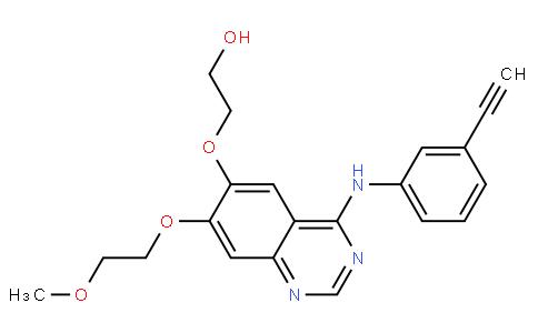 166215 - OSI-420(Desmethyl Erlotinib) | CAS 183321-86-0