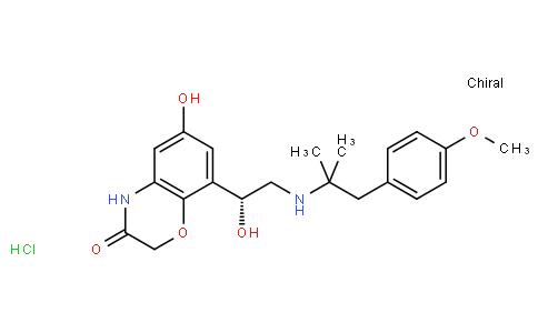 179824 - 盐酸奥达特罗 | CAS 869477-96-3