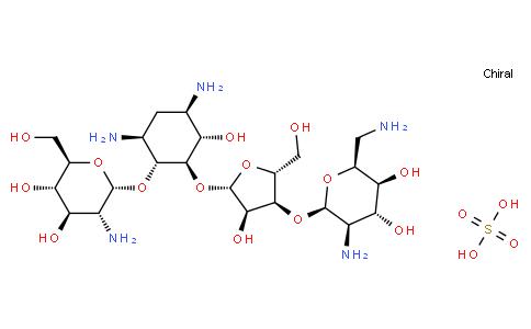 52815 - Paromomycin Sulfate | CAS 1263-89-4