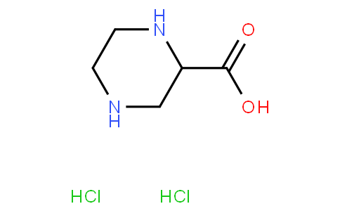 81814 - Piperazine-2-carboxylic acid dihydrochloride | CAS 3022-15-9
